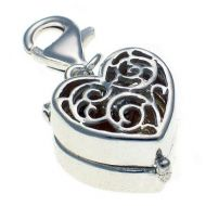 Ring Box Case Charm
