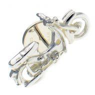 Bike Honda Lapel Pin Brooch