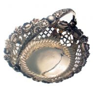 Antique Sterling Silver Victorian Sweetmeat dish